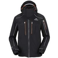 Black Eider Nagano Jacket Mens