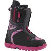 Black / Floral Pixel Burton Mint Snowboard Boots Womens