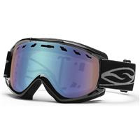 Black Frame with Blue Sensor and RC36 Lenses Smith Sentry Goggle