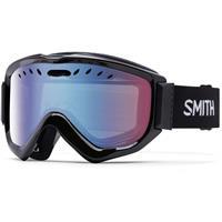 Black Frame with Blue Sensor Lens (15) Smith Knowledge OTG Goggle