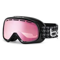 Black Frame with Vermillon Gun Lens Bolle Bumpy Goggle Youth