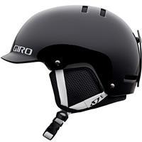 Black Giro Vault Helmet
