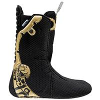 Black / Gold Burton Sapphire Snowboard Boots Womens