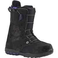 Black / Grape Burton Ritual Snowboard Boots Womens