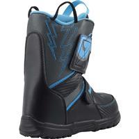 Black / Gray / Blue Burton Mini Grom Snowboard Boot Youth