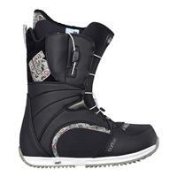 Black / Gray Burton Bootique Snowboard Boots Womens