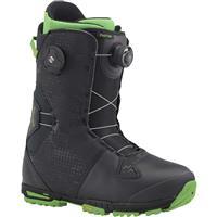 Black / Green Burton Photon Boa Snowboard Boots Mens
