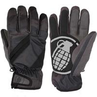 Black Grenade Fragment Gloves Mens