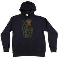 Black Grenade Grenadier Hoodie Mens