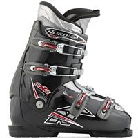Black Grey Nordica One Fortyfive (45) Ski Boot Mens