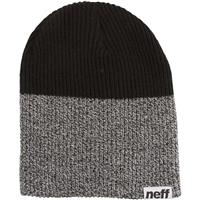 Neff Duo Beanie - Black Heather / Black
