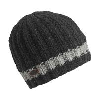 Black Heather Turtle Fur Nepal Collection Tansen Hat Mens