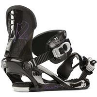 Black K2 Cassette Bindings Womens