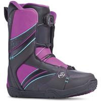 Black K2 Kat Snowboard Boots Girls