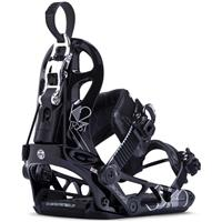 Black K2 Tryst Snowboard Bindings Womens