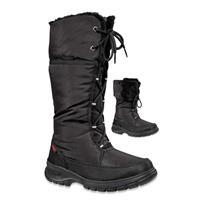 Black Kamik Seattle Boots Womens