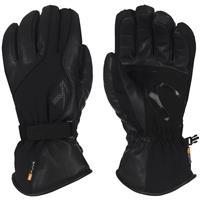 Black Kjus J Glove Mens