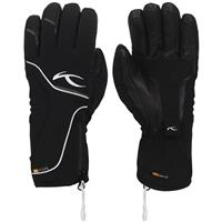 Black Kjus J Glove Womens