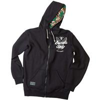 Line Benchmark Zip Hoodie - Men's - Black