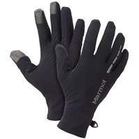 Black Marmot Connect Active Gloves Mens