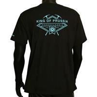 Black Marmot King of Prussia Ice Axe Tee Mens
