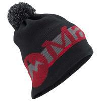 Black Marmot Retro Pom Hat