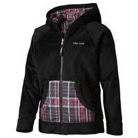 Black Marmot Snow Fall Reversible Jacket Girls