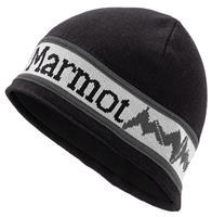 Black Marmot Spike Hat Mens
