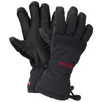 Black Marmot Vertical Descent Glove Mens