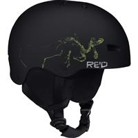 RED Trace Grom Helmet Youth