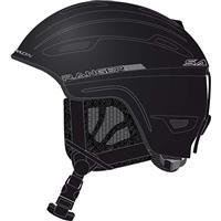 Black Matte Salomon Ranger Helmet