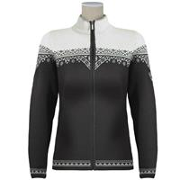Black / Metal Grey / Off White Dale Of Norway Nordlys Sweater Womens