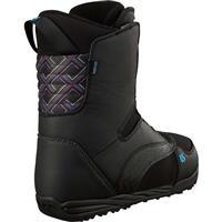 Black / Multi Burton Chloe Snowboard Boots Womens