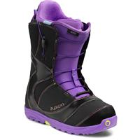 Black/Multi Burton Mint Snowboard Boots Womens