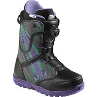 Black / Multi Burton Starstruck Boa Boot Womens