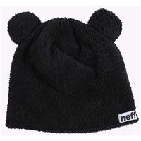 Black Neff Growler Beanie