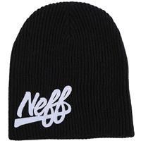 Black Neff Varsity Beanie