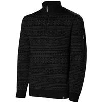 Neve Carson Zip Neck Sweater