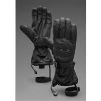 Black Oakley Over It Gloves Mens