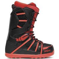 Black/Orange ThirtyTwo Lashed Crab Grab Snowboard Boots Mens