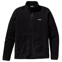 Black Patagonia Better Sweater Jacket Mens