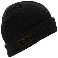 Black Pop Celtek Bomber Beanie Mens