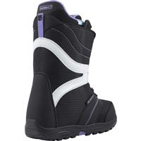 Black / Purple Burton Coco Snowboard Boot Womens