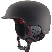 Anon Blitz Snow Helmet - Black/Red