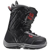Black / Red Burton The Shaun White Smalls Snowboard Boots – Boys