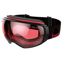 Black & Red Frame with Vermillion Gun + Aurora Lenses Bolle Virtuose Goggle