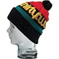 Black / Red ThirtyTwo Dazed Beanie Mens