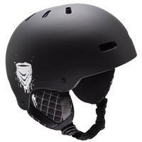 Black RED Trace 0.5 Helmet Kids