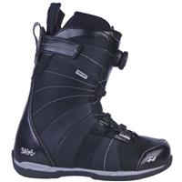 Black Ride Sage Boa Snowboard Boots Womens