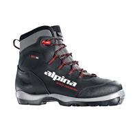 Black / Silver / Red Alpina BC5 Cross Country Ski Boots